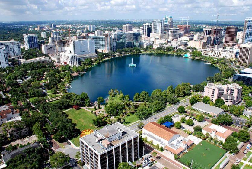 Roteiro 8 dias em Orlando
