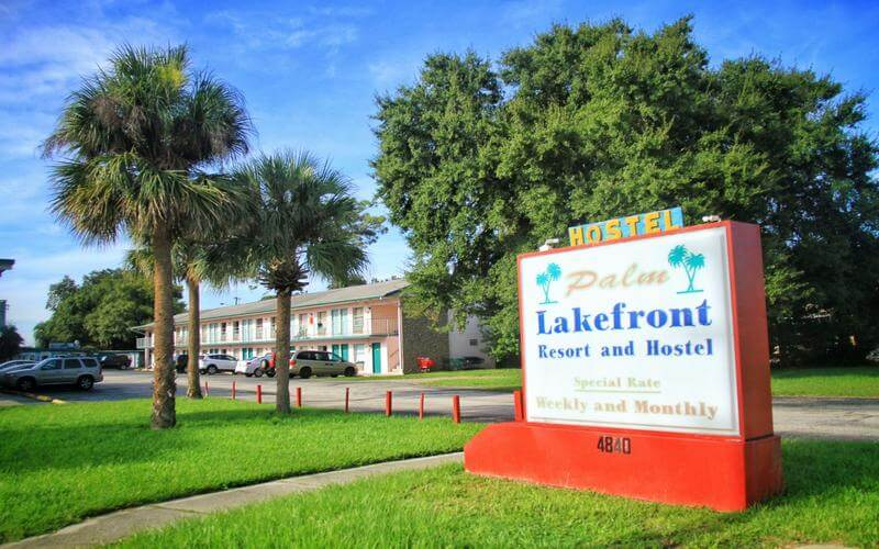 Melhores Hostels em Orlando: Palm Lakefront Resort & Hostel