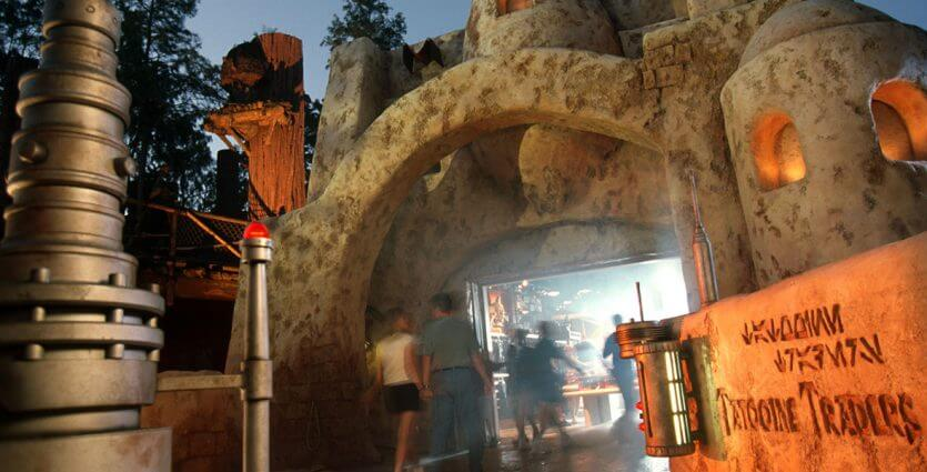Star Wars na Disney Orlando: Tatooine Traders