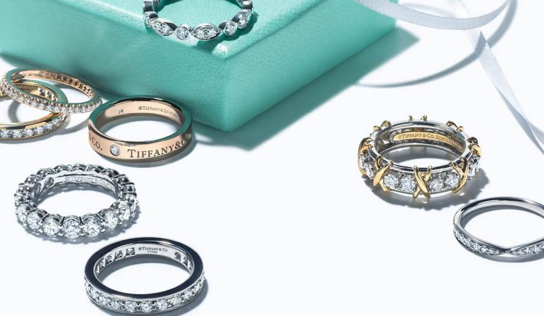 Onde comprar alianças em Orlando: Tiffany & Co.