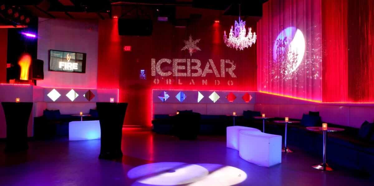 Atrações além dos parques de Orlando: IceBar