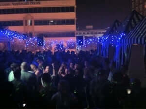 Bar Sky Sixty em Orlando: vida noturna em Downtown