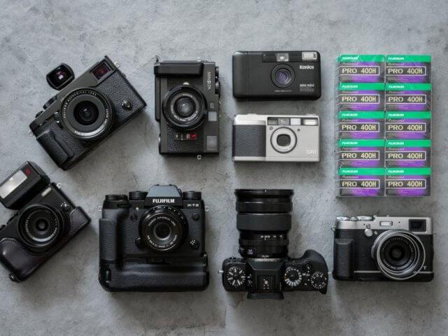 Onde comprar câmeras fotográficas em Orlando