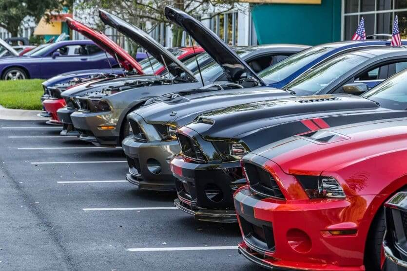 Como andar em Orlando e na Disney: aluguel de carros