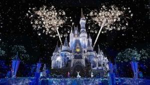 Conheça tudo de Frozen na Disney em Orlando: Mickey's Once Upon a Christmastime Parade