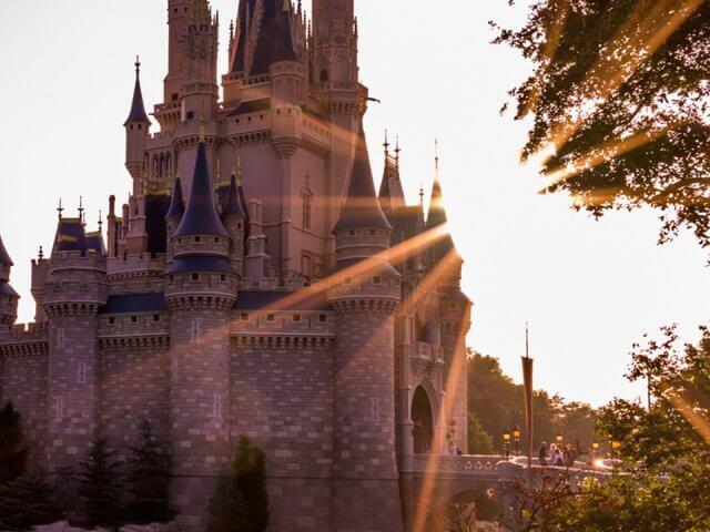 Produtos da Cinderela na Disney Orlando