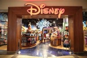 Lojas Disney Store em Orlando: fachada
