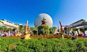 Roteiro 8 dias em Orlando: Parque Epcot