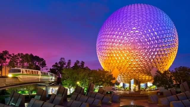 Roteiro 9 dias em Orlando: Epcot
