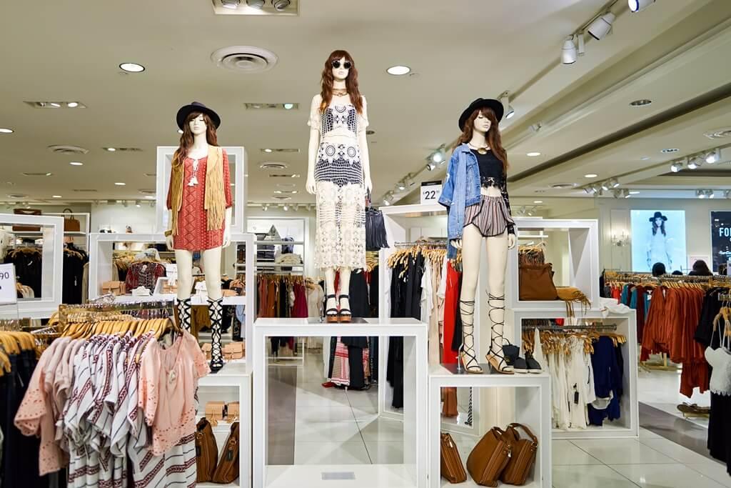 Lojas Forever 21 em Orlando: roupas