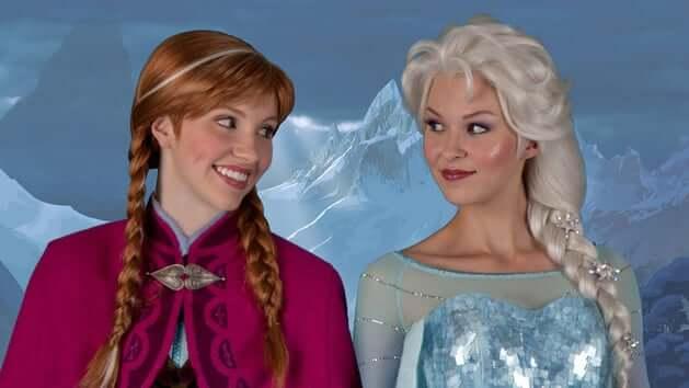 Conheça tudo de Frozen na Disney em Orlando