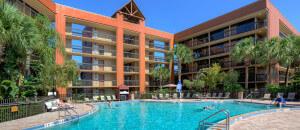 7 hotéis econômicos em Orlando: Hotel Clarion Inn Lake Buena Vista
