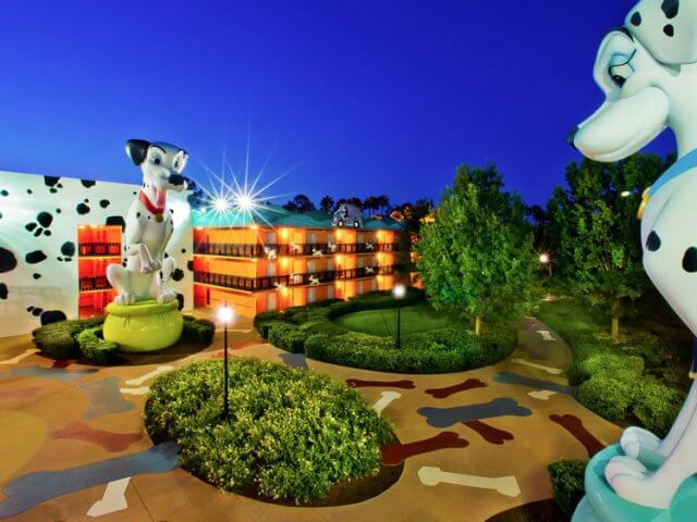 Hotel Disney All-Star Movies em Orlando