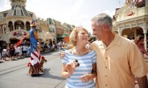 7 dicas para idosos e portadores de deficiência em Orlando: Parque Magic Kingdom