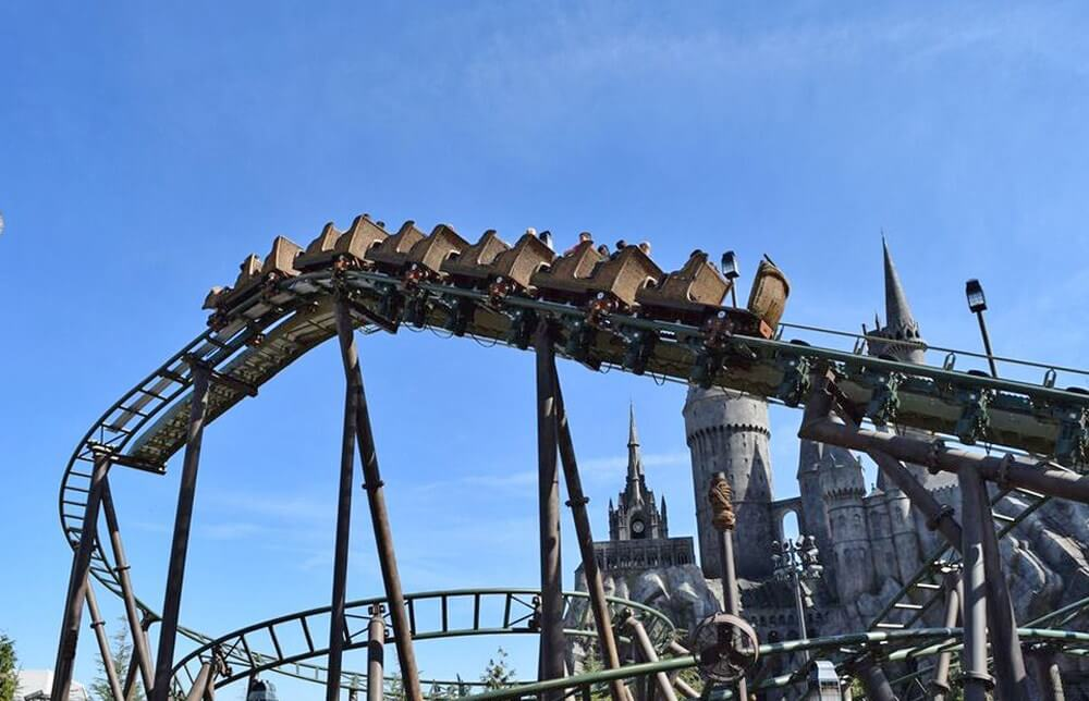 Roteiro 4 dias em Orlando: Harry Potter no Islands of Adventures