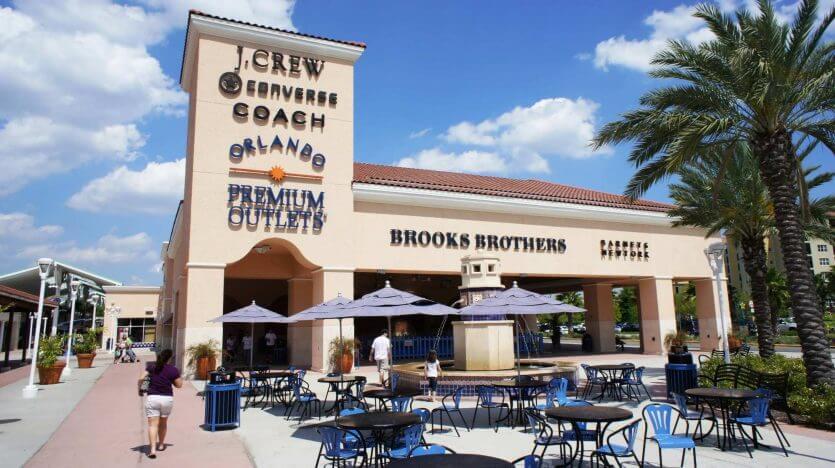 Roteiro 4 dias em Orlando: Premium Outlets