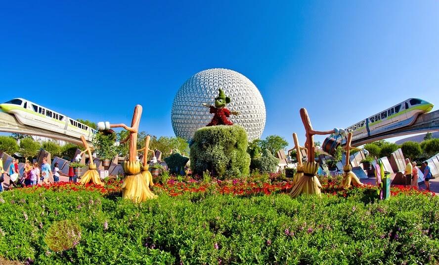 Onde comprar os ingressos da Disney Orlando: Epcot