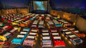 Como reservar os restaurantes da Disney Orlando: Sci-Fi Dine-In Theater Restaurant