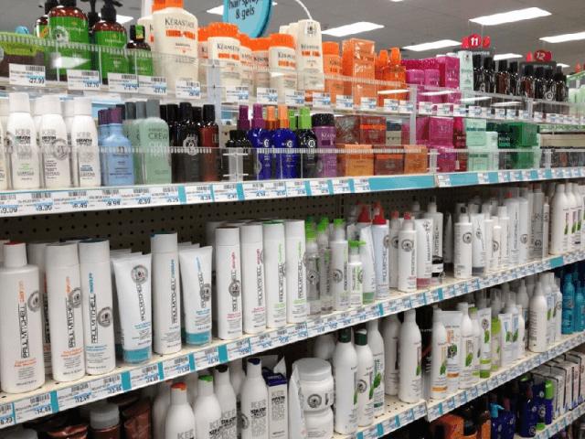 Onde comprar shampoo e condicionador em Orlando