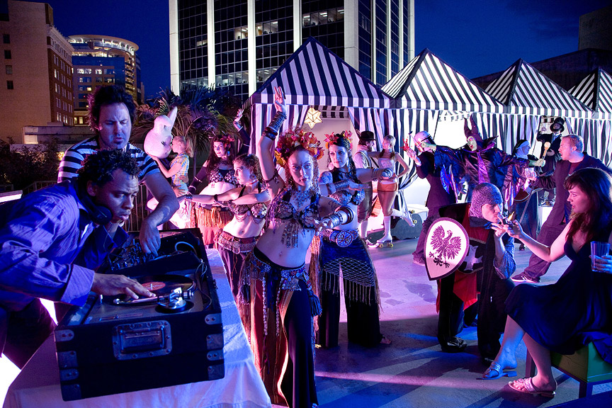 7 melhores cafés e bares de Orlando: Bar Sky 60