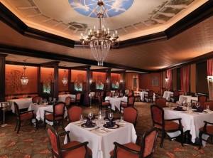Restaurantes românticos em Orlando: The Venetian Chop House