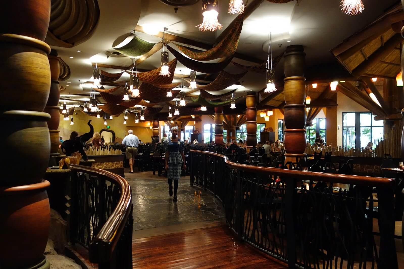 7 restaurantes para a família em Orlando: Boma - Flavors of Africa