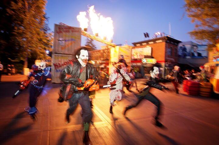 Halloween na Universal Orlando em 2019: Universal Studios