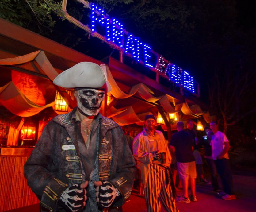 Guia do Halloween nos parques de Orlando: Howl-O-Scream no Busch Gardens