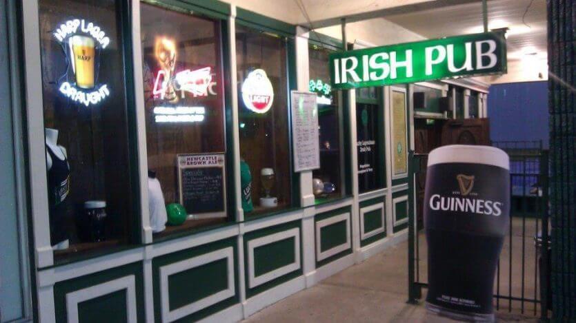 7 melhores cafés e bares de Orlando: Lucky Leprechaun