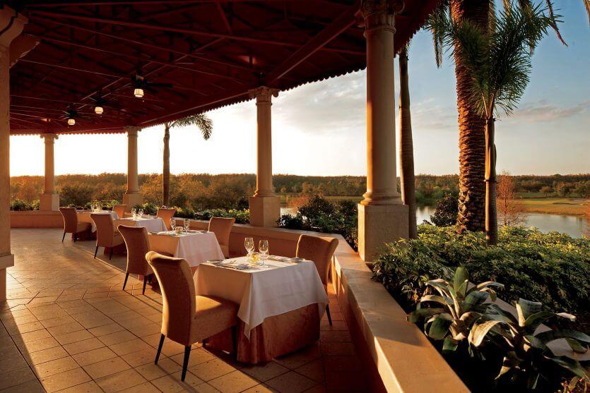 7 melhores restaurantes finos de Orlando: Norman's
