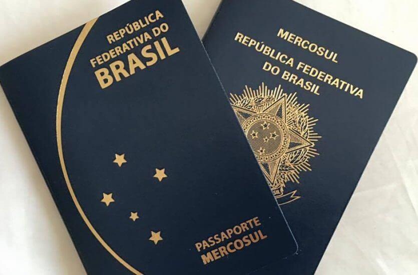 O que é preciso para viajar a Orlando: passaportes brasileiros