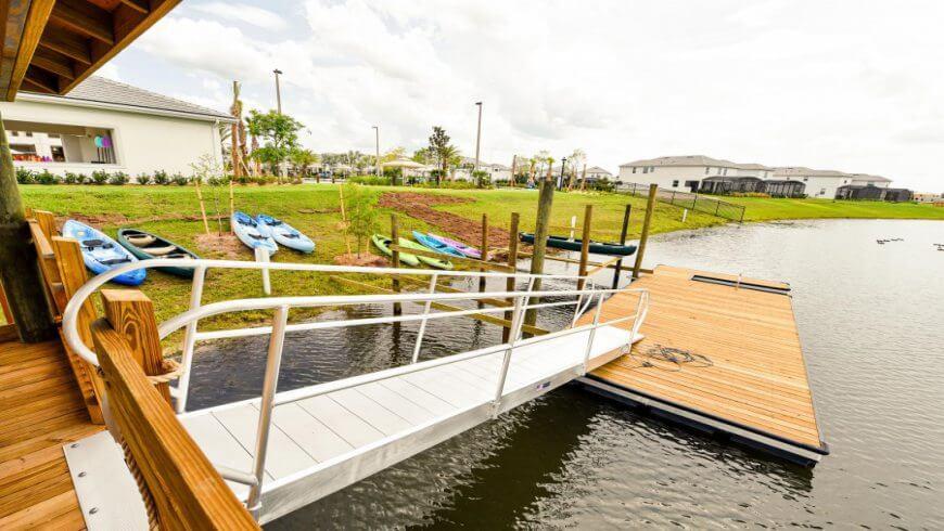 Melhores condomínios de casas em Orlando: Storey Lake Resort - lazer