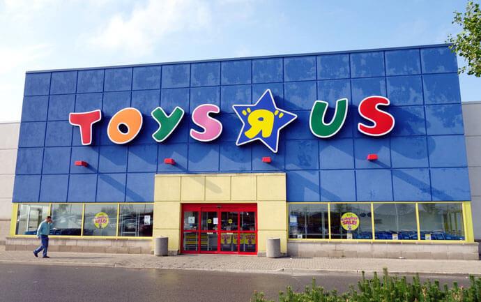 Loja Toys R Us em Orlando