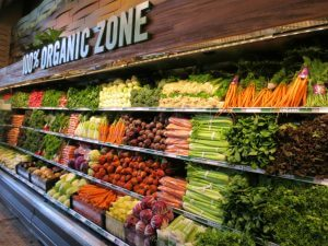 Supermercado natural Whole Foods em Orlando: comidas orgânicas