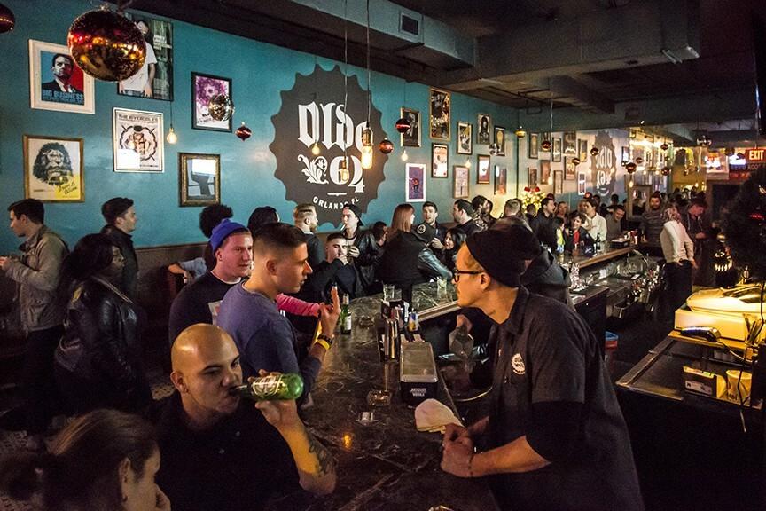 7 melhores cafés e bares de Orlando: Olde 64