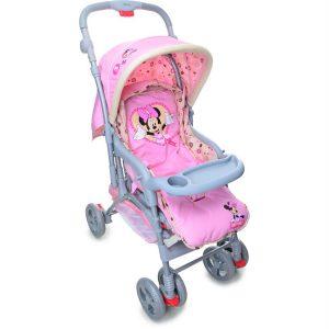 Carrinho de bebê nos parques de Orlando: carrinho de bebê Minnie