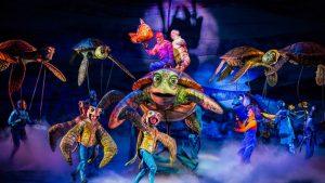 Shows da Disney em Orlando: Finding Nemo