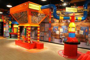 Brinquedos fechados em Orlando em 2016: Lego Factory Legoland