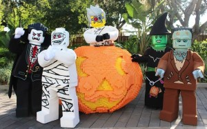 Guia do Halloween nos parques de Orlando: Halloween Brick-or-Treat