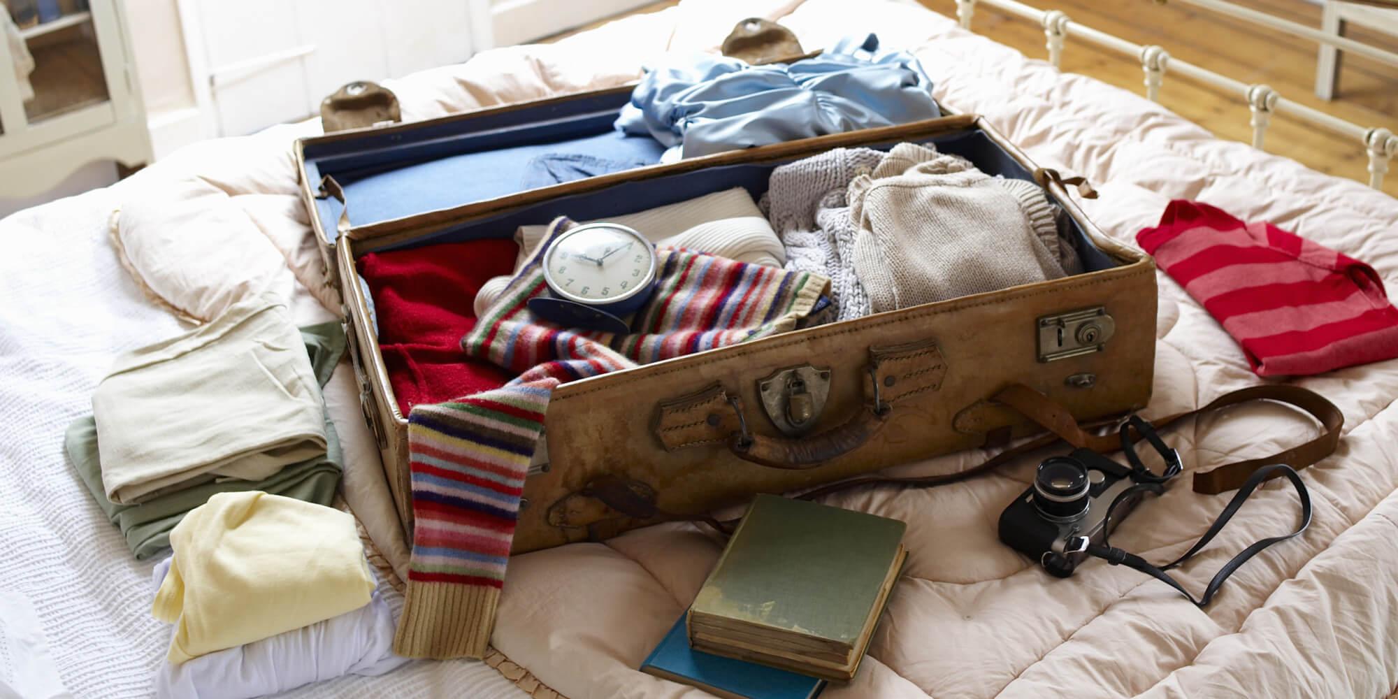 Como arrumar a mala e o que levar para Orlando
