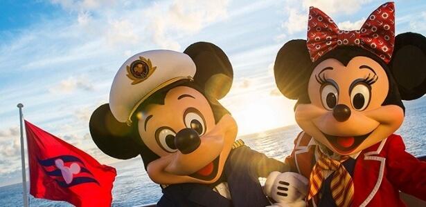 Motivos para fazer um cruzeiro da Disney