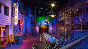 7 atrações e brinquedos do Parque Disney Hollywood Studios Orlando: Rock'n Roller Coaster Starring Aerosmith