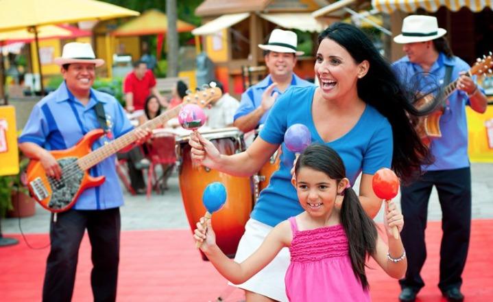 Aniversário na Disney e parques de Orlando