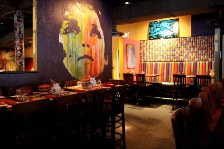 7 restaurantes para comer na International Drive: Restaurante Café Tu Tu Tango