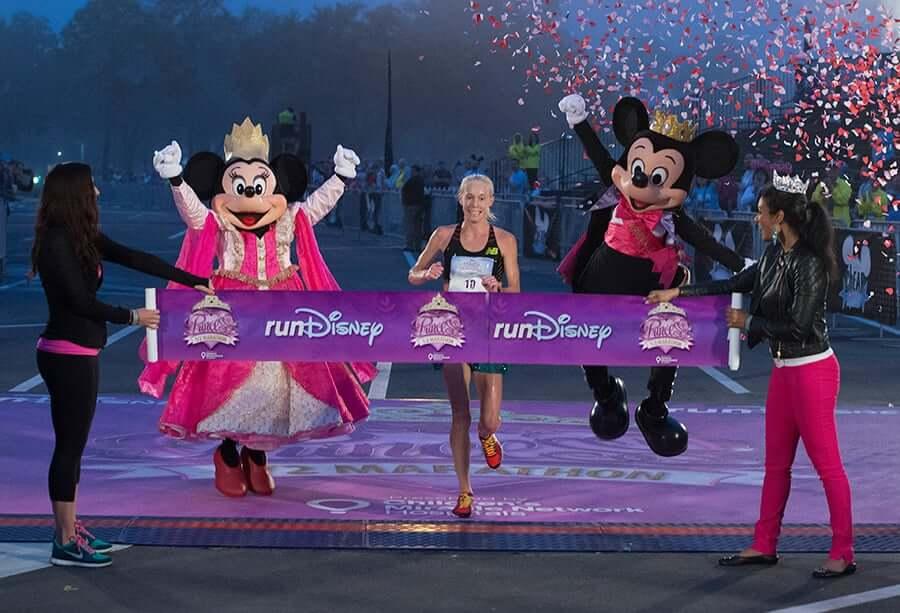 Corridas e maratonas da Disney Orlando em 2019: Disney Princess Half Marathon