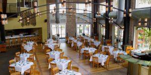 Restaurantes vegetarianos e veganos em Orlando: Emeril's Orlando