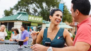 Orlando e Disney no mês de outubro: Epcot International Food and Wine Festival
