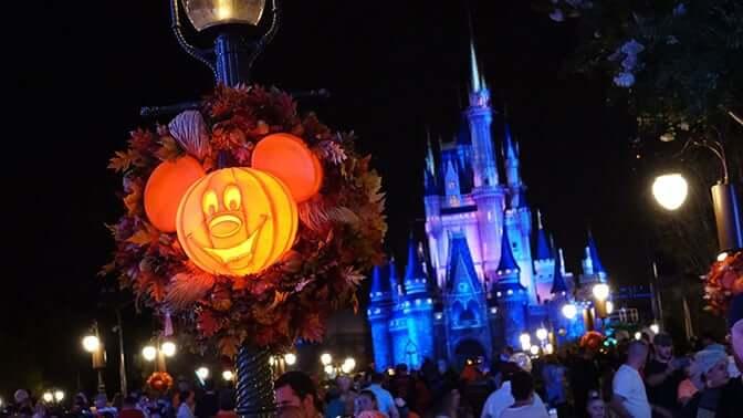 Halloween na Disney Orlando em 2019: Magic Kingdom