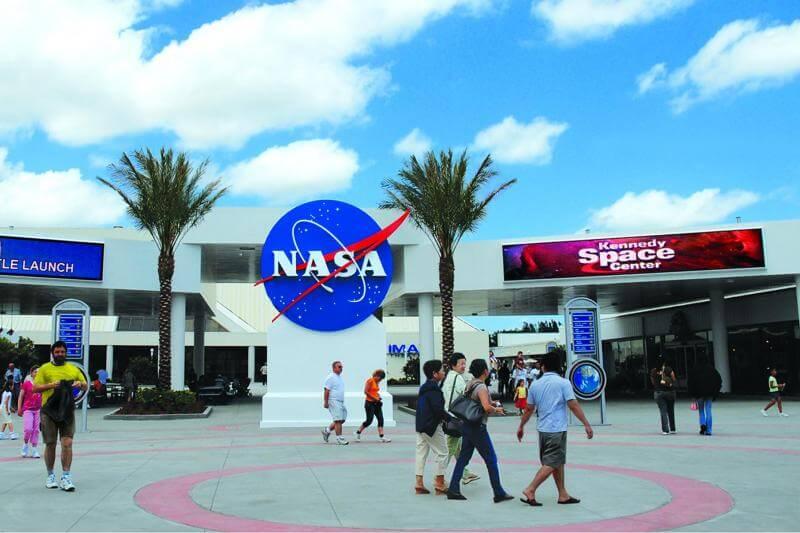 Passeios em Orlando: Kennedy Space CenterOrlando