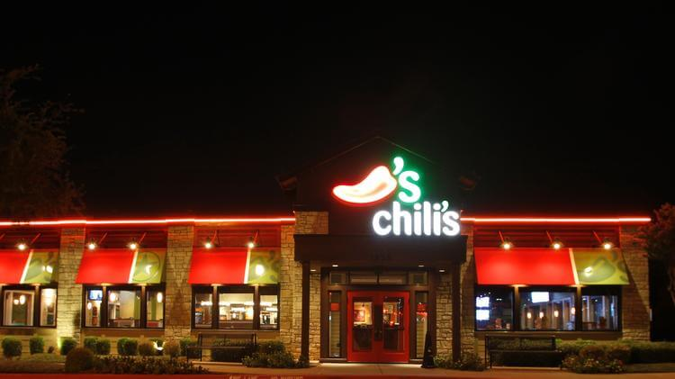 7 restaurantes para comer na International Drive: Restaurante Chili's Grill & Bar